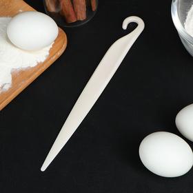 Нож для извлечения готовой выпечки из формы 22х2,5х0,7 см, цвет МИКС