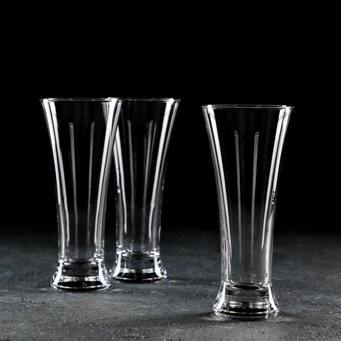 Набор стаканов для пива 320 мл Pub, 3 шт
