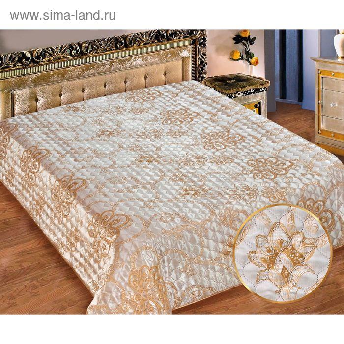 Покрывало Marianna ИМА рис 210-1 230х250 см, жаккард-атлас, п/э 107 гр/м