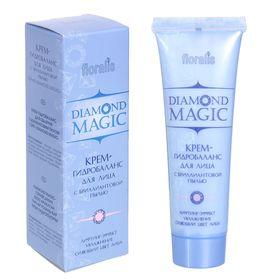 Крем-гидробаланс для лица Floralis Diamond Magic с бриллиантовой пылью, 50 г Ош