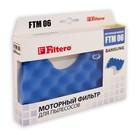 HEPA фильтр Filtero FTM 06, для Samsung комплект моторных фильтров