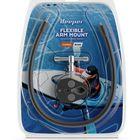 """Крепление лодочное на транец Deeper """"Flexible Arm Mount 2.0"""" для эхолота + волновой компенсатор"""