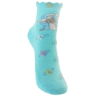 Носки детские плюшевые 8с929, цвет МИКС, размер 18-20