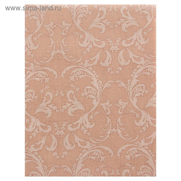 """Ткань для пэчворка """"Викторианские розы"""", 50х55см, 146±5г/кв.м, ВР-08, цвет бежевый"""