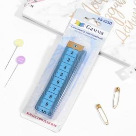 Centimeter tape, 200 cm, MIX color.