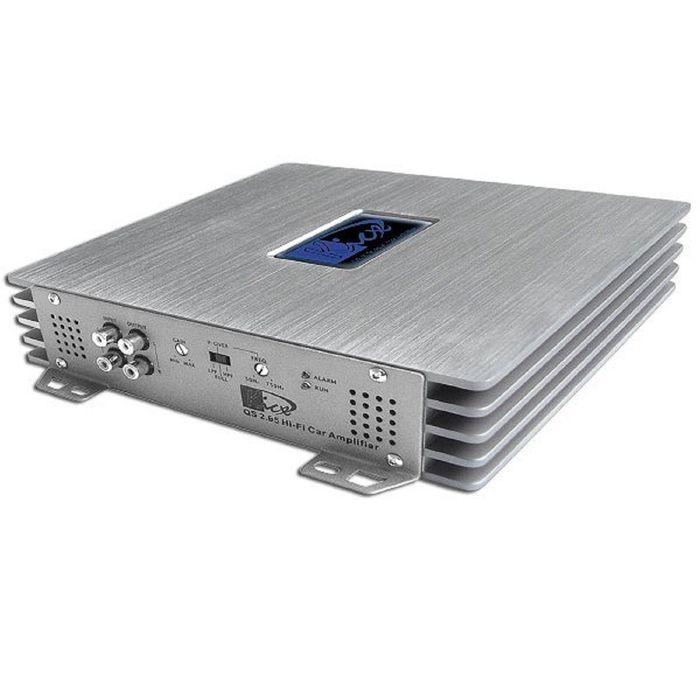 2-х канальный усилитель звука KICX QS 2.65