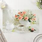"Table napkins: PVC 26 x 41 cm ""Freshness"""