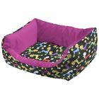 Лежанка Ferplast Coccolo 60 софа 67*52*20 для собак и кошек