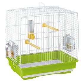 Клетка Ferplast Rekord 1 35.5*24.7*37 цветная для птиц