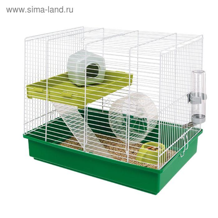 Клетка Ferplast Hamster Duo 58*42*33.5 для хомяков