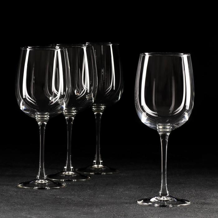 Набор бокалов для вина 550 мл Allegresse, 4 шт