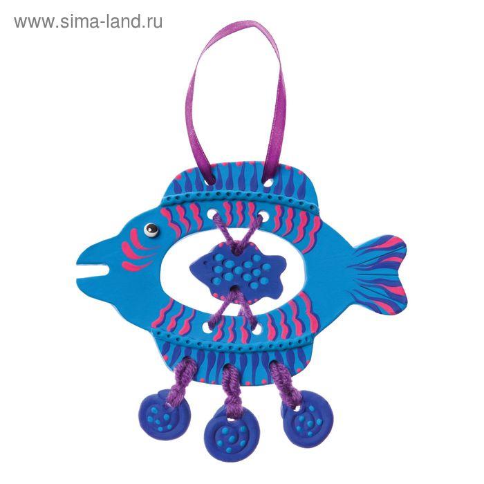 """Набор для создания глиняной рыбки """"Анри"""""""