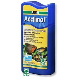 Препарат для защиты рыб при акклиматизации и для уменьшения стрессов,JBL Acclimol, 250 мл.