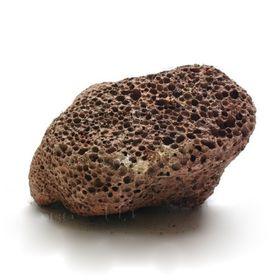 """Камень натуральный UDeco Brown Lava XS """"Лава коричневая"""" размер 5-15 см, m=0,2-0,5 кг, 1 шт"""