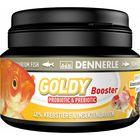 Основной корм Dennerle Goldy Booster для золотых рыбок, гранулы, 48 г.
