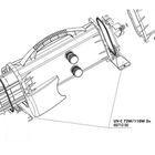 Ножки-крепления для УФ-стерилизаторов AquaCristal UV-C 72/110W,JBL UV-C 72/110W pedestal, 2 шт.   18