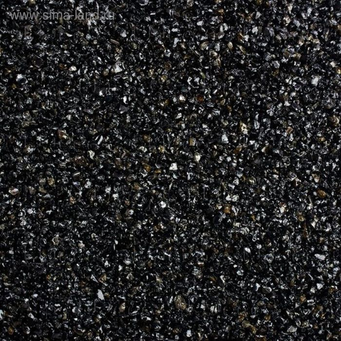 """Натуральный грунт для аквариумов """"Тёмный гравий"""",UDeco Canyon Dark, 2-4 мм, 2 л"""