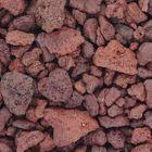 """Грунт натуральный UDeco Canyon Lava """"Лавовая крошка"""" для аквариумов, 10-30 мм, 2 л"""