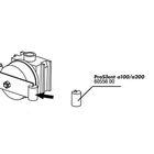 Накладка резиновая JBL PS a100/200 rubber mount держателя мембраны для компрессоров