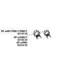 Накидная гайка фиксации шлангов для фильтров CristalProfi е1901,JBL CP e1901 Hose nut, 2 шт.   18295