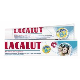 Зубная паста-гель Lacalut Teens 8+, для детей и подростков, 50 мл