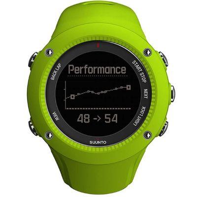 Часы наручные унисекс Suunto Ambit3 Run Lime