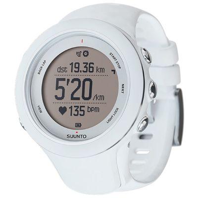 Часы наручные унисекс Suunto Ambit3 Sport White HR