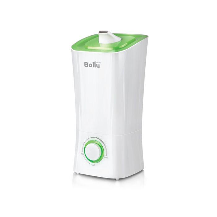 Увлажнитель Ballu UHB-205, ультразвуковой, белый/зеленый