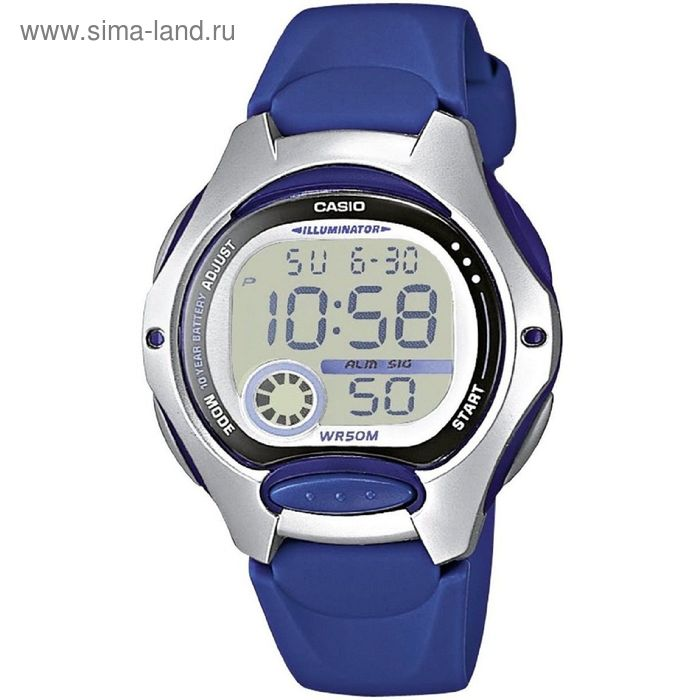 Часы наручные женские CASIO LW-200-2A