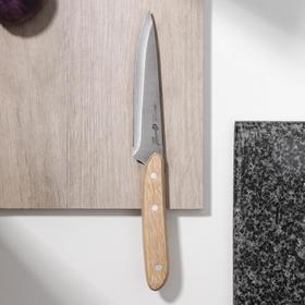Нож кухонный универсальный Apollo Woodstock, лезвие 11 см