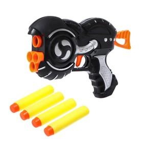 Пистолет «Космо», стреляет мягкими пулями Ош