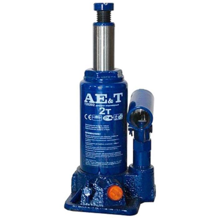 Домкрат бутылочный AE&T T20202, 148-278 мм, 2 т
