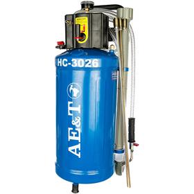 Установка замены масла 'AE&T', 30 л, HC-3026, Ош