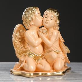 """Статуэтка """"Ангел пара"""", бежевая, 38 см"""