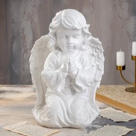 "Статуэтка ""Ангел"" 45 см, белая"