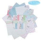 """Набор бумаги для скрапбукинга Me to you """"Маленькие радости"""", 12 листов, 30.5 x 30.5 см, 180 г/м²"""