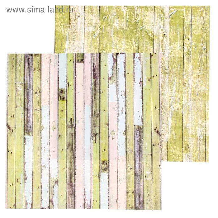 Набор бумаги для скрапбукинга Naturals, 12 листов, 30,5 х 30,5 см, 180 г/м