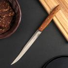 Нож для нарезки колбасы, лезвие 21 см