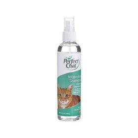 Спрей-шампунь без смывания 8in1 PC Waterless Shampoo для кошек, с ароматом свежести,  236 мл   15978