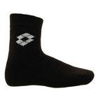 Носки мужские махровые с начесом, размер 25-29, цвет чёрный МЗ-9101