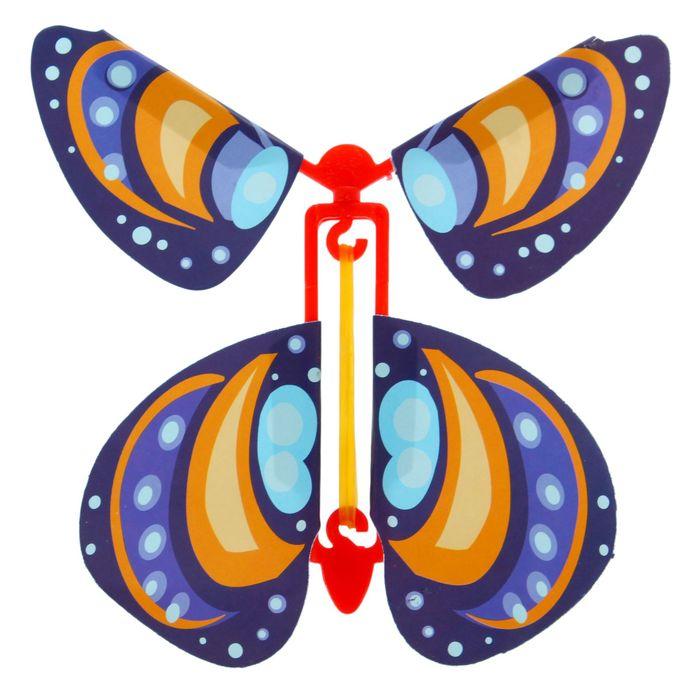 Тюремную, вылетающая из открытки бабочка