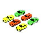 Грузовик «Перевозчик», с 6 гоночными машинами и аксессуарами - фото 105643748