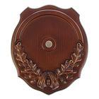 Медальон под клыки кабана №3