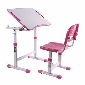 Набор мебели PICCOLINO II Pink, цвет розовый