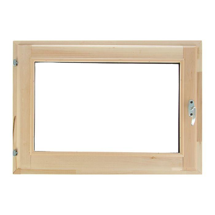 Окно 70 × 100 см, двойной стеклопакет