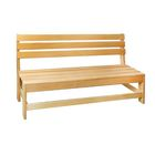 Скамейка без подлокотников 110х50х90 см