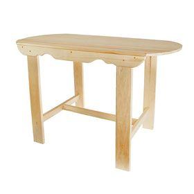 Стол без полки 130×63×73 см