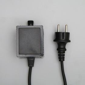 Трансформатор уличный для гирлянд 220/24 В, 60 Вт, Н.Т. 2W, чёрный
