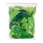 """Набор фетра """"Ассорти"""" мягкий, полоски, зелёный, салатовый, оливковый"""