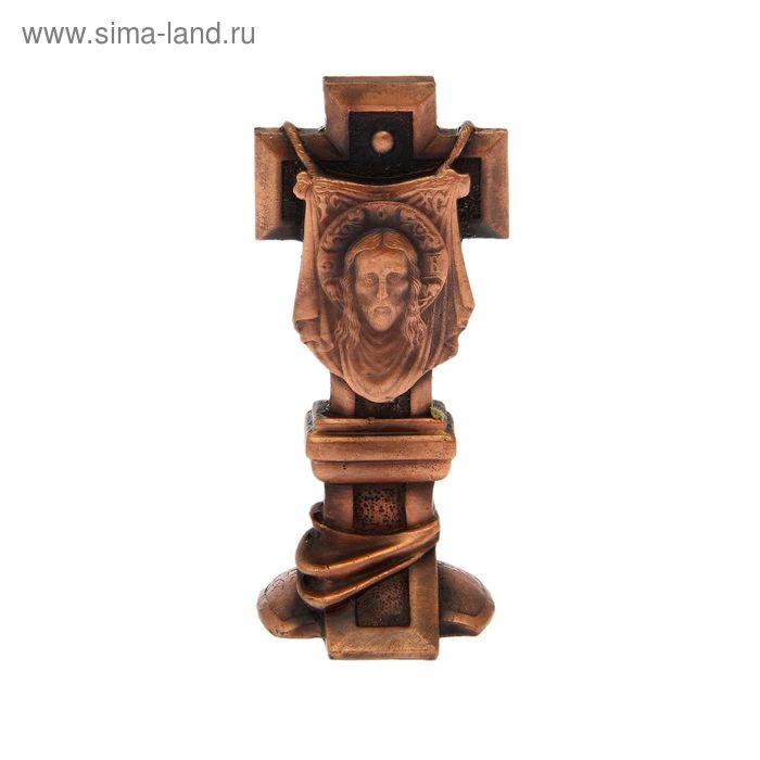 """Подсвечник """"Крест"""" большой № 2"""